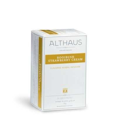 Althaus Rooibush Strawberry Cream
