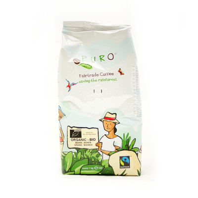 Puro Bio Organic suodatink. papu 1 kg