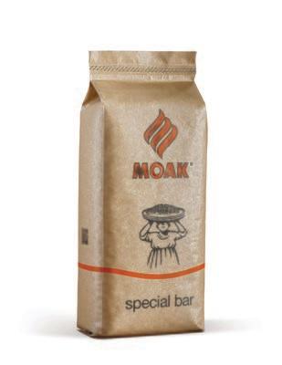 Moak Special Bar espresso, papu 1 kg