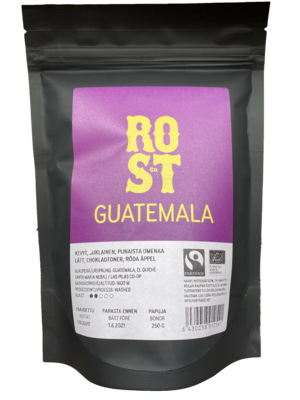 ROST & Co. Guatemala 250 g
