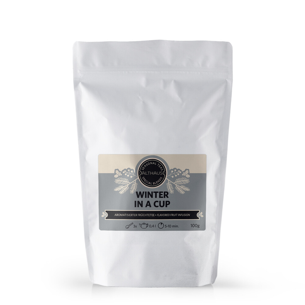 Althaus Winter in a Cup 100g