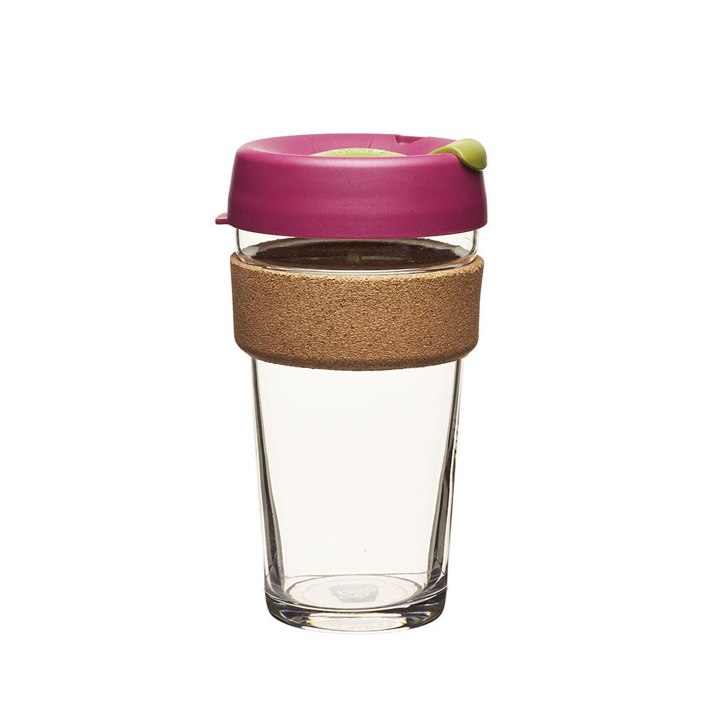 KeepCup Brew Cork Large 16 oz - Cinnamon