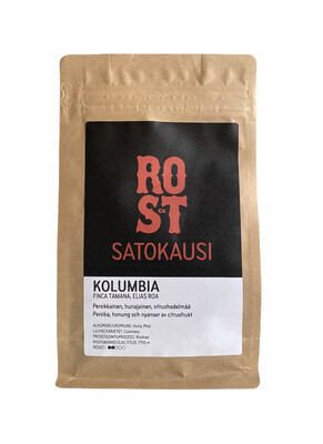 ROST & Co. Kolumbia satokausi 250 g