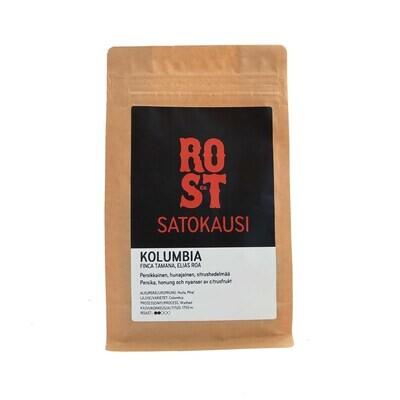 ROST & Co. Kolumbia satokausi 250 g