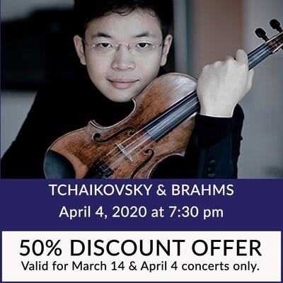 Tchaikovsky & Brahms