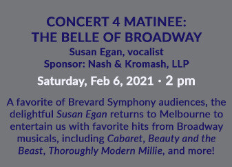 The Belle of Broadway Matinee