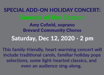 Add-On Holiday Concert Sounds of the Season