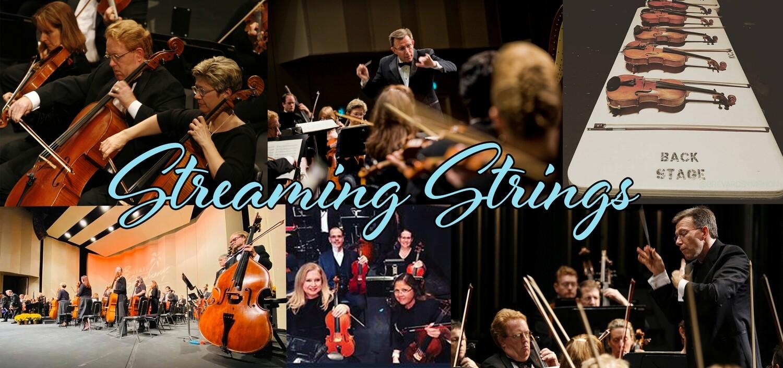 Streaming Strings Voluntary Donation