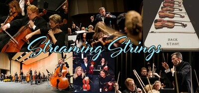 Streaming Strings Voluntary Donation
