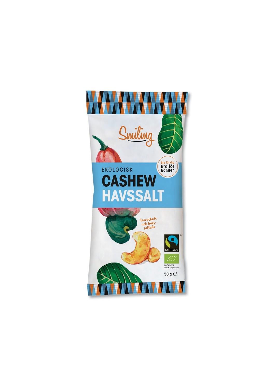 Cashew havssalt 50g (20st)