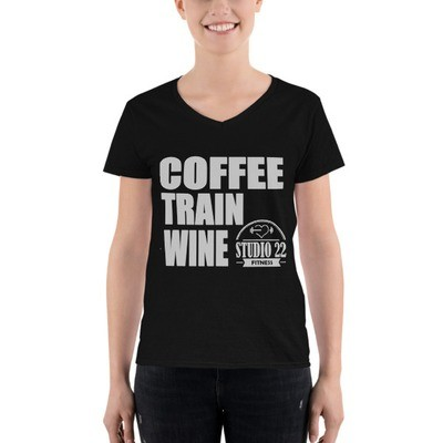 Women's Lightweight V-Neck T-Shirt