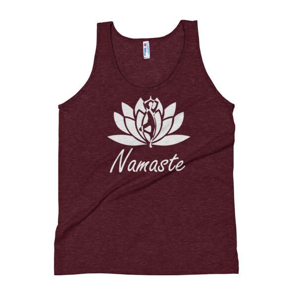 Namaste Tank Top