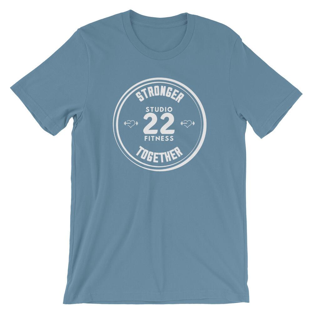 STRONGER TOGETHER: Short-Sleeve Unisex T-Shirt