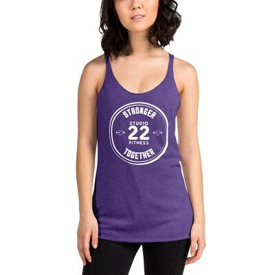 Stronger Together Women's Racerback Tank