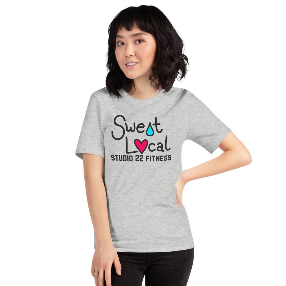 Sweat Local Short-Sleeve T-Shirt