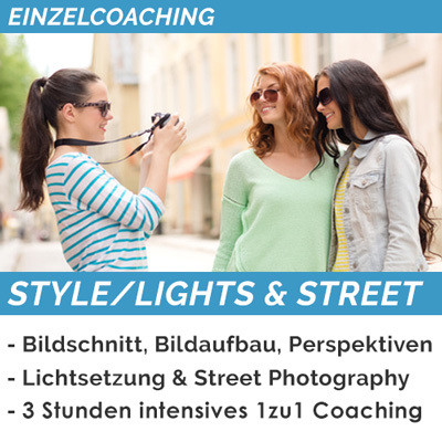 STYLE/LIGHTS & STREET: ONE on ONE