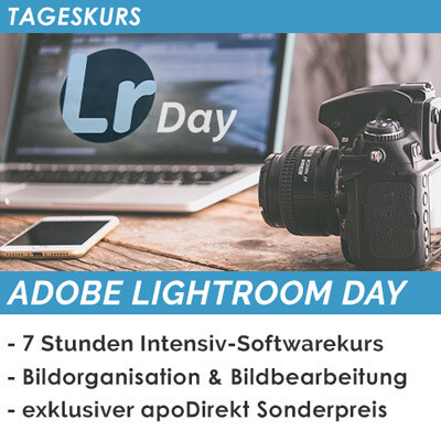 ADOBE LIGHTROOM DAY apoDirekt