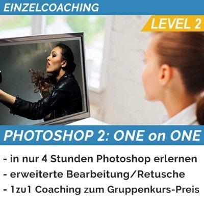 PHOTOSHOP 2 (SKILLS): ONE on ONE