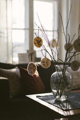 9 Holiday ornaments