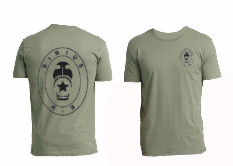 Light Olive T- Shirt