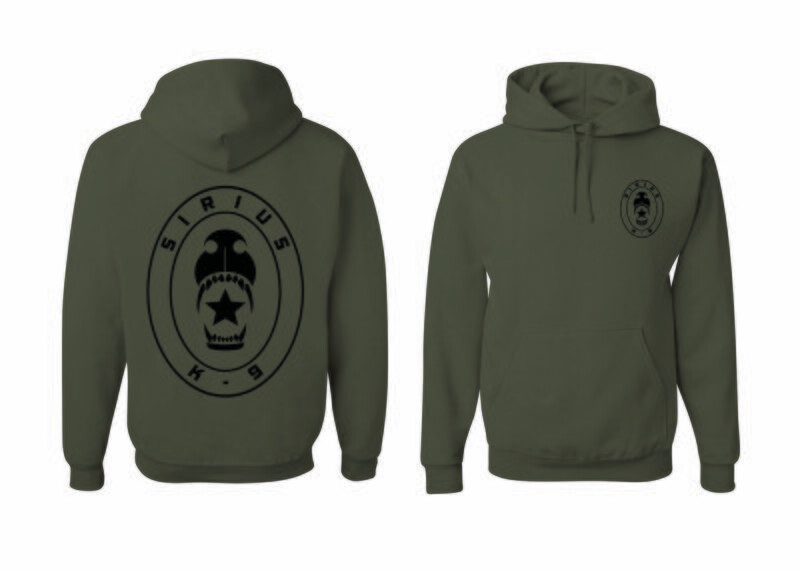 Dusty Olive Sweatshirt