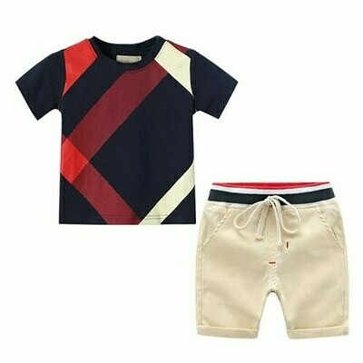 Smart Boys Two Piece outfit