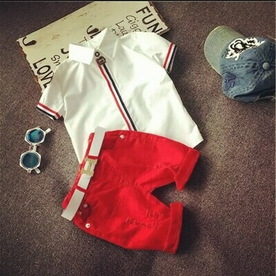 Boys Two Piece outfit with