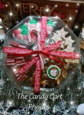 Christmas Sweets Platter