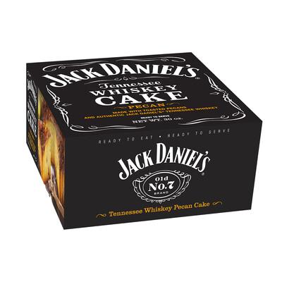 Jack Daniel's 30 oz Pecan Round Cake