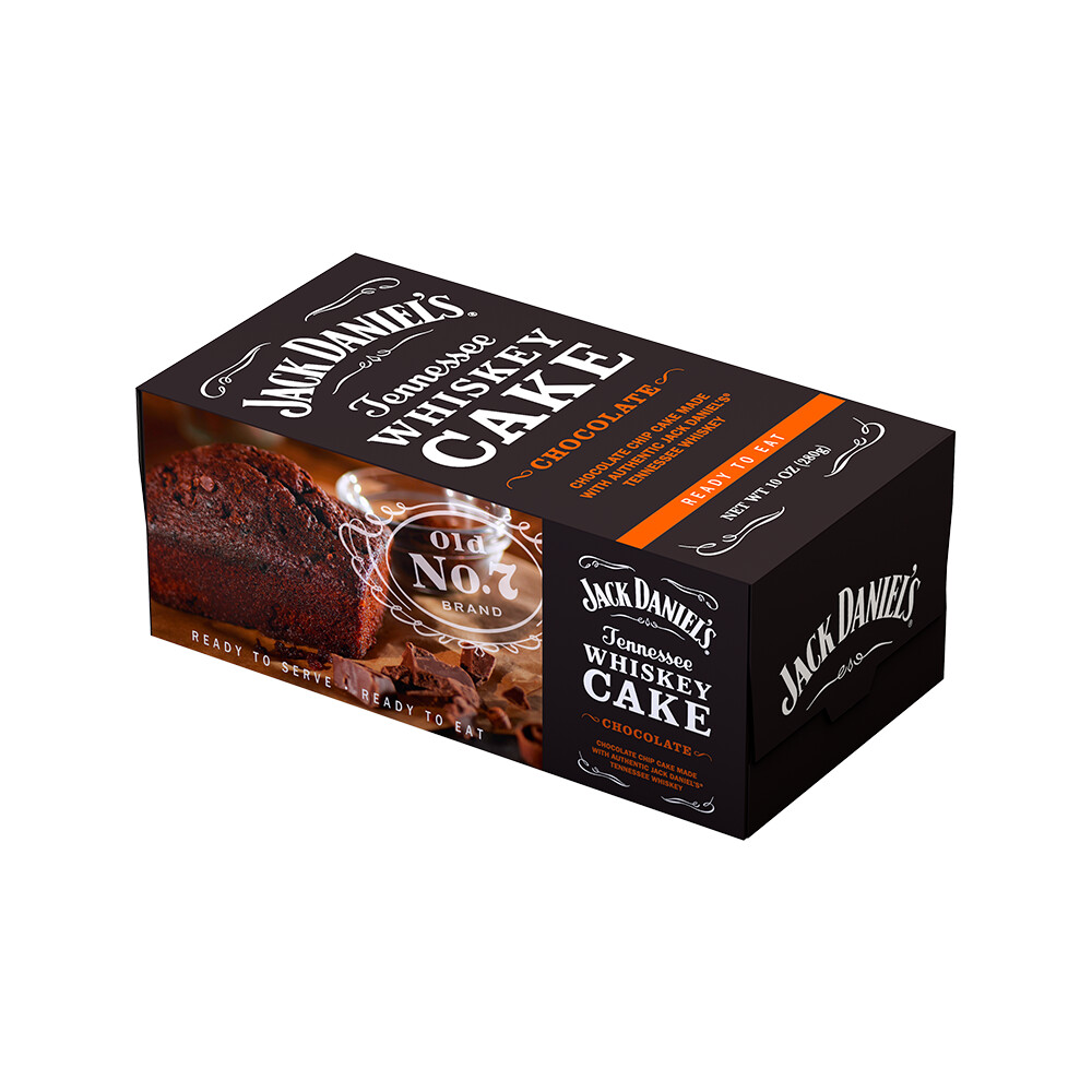 Jack Daniel's 10 oz Chocolate Loaf Cake- 2 pack