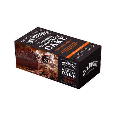 Jack Daniel's 10 oz Chocolate Loaf Cake- 2 pack