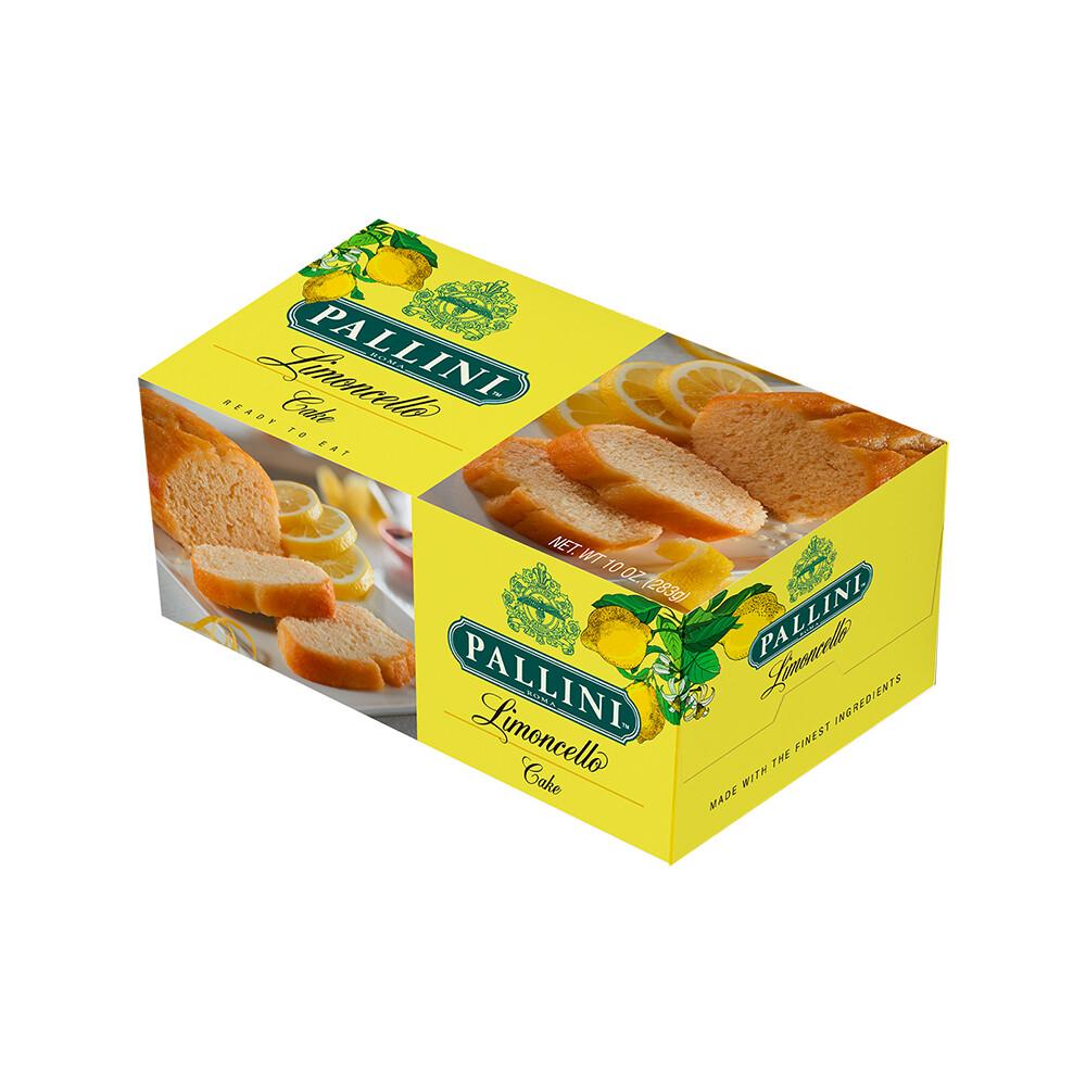 Pallini Limoncello 10 oz Limoncello Loaf Cake