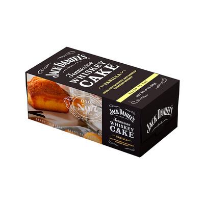 Jack Daniel's 10 oz Vanilla Loaf Cake- 2 pack
