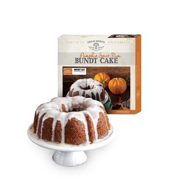Mount Gay Pumpkin Spice 32 oz. Bundt Cake