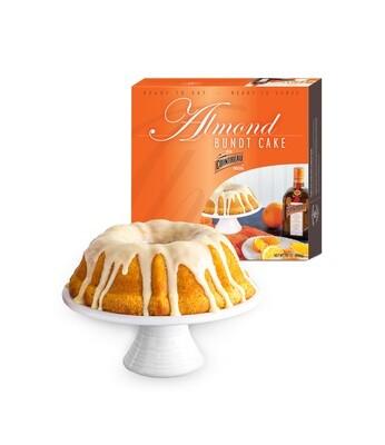 Cointreau Almond 26 oz. Bundt Cake