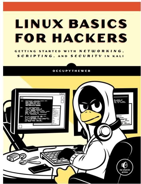 Linux Basics for Hackers v2 Video Companion