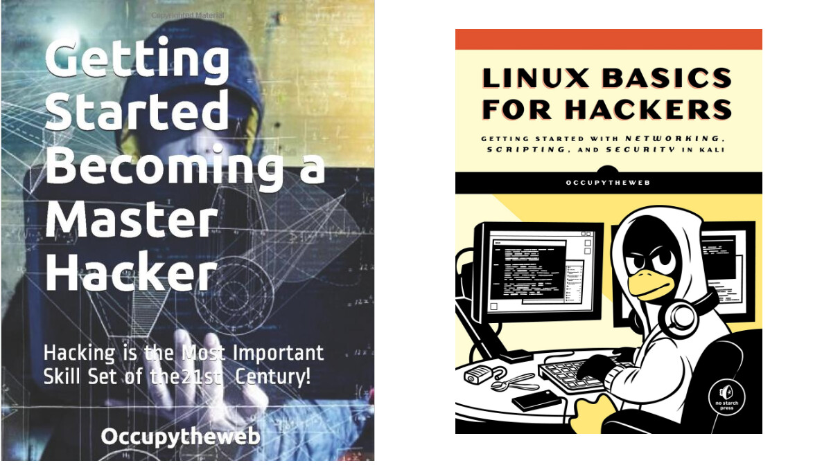 Autographed Linux Basics and Getting Started Becoming a Master Hacker Bundle! MEMBERS ONLY