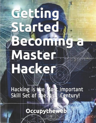 Getting Started Becoming a Master Hacker Companion Videos