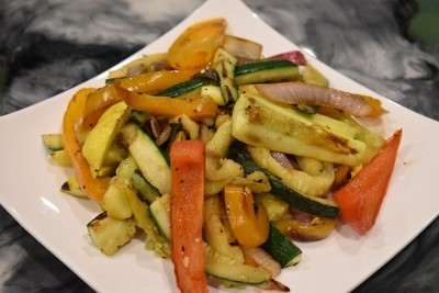 Grilled Mixed Vegetables- 1 Lb.