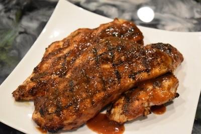 Barbecue Chicken - 1 Lb.