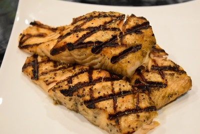 Salmon- 1 Lb.