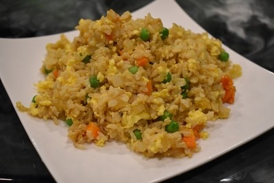 Fried Brown Rice- 1 Lb.