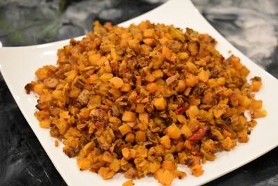 Sweet Potato Hash- 1 Lb.