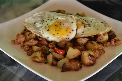 Spicy Breakfast Skillet
