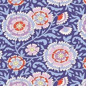 Birdpond  Elodie Lilac Blue