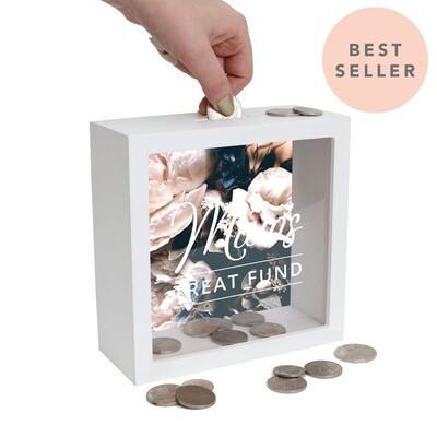 Mum's Treat Money Box