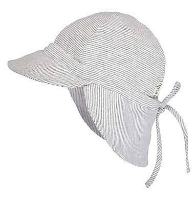 Flap Cap Baby Dove