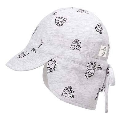 Flap Cap Bambini Big Cats