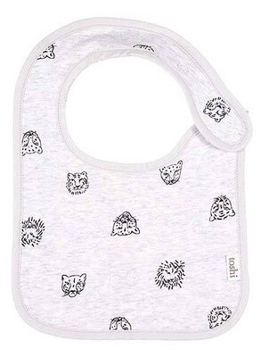 Baby Bib Big Cats