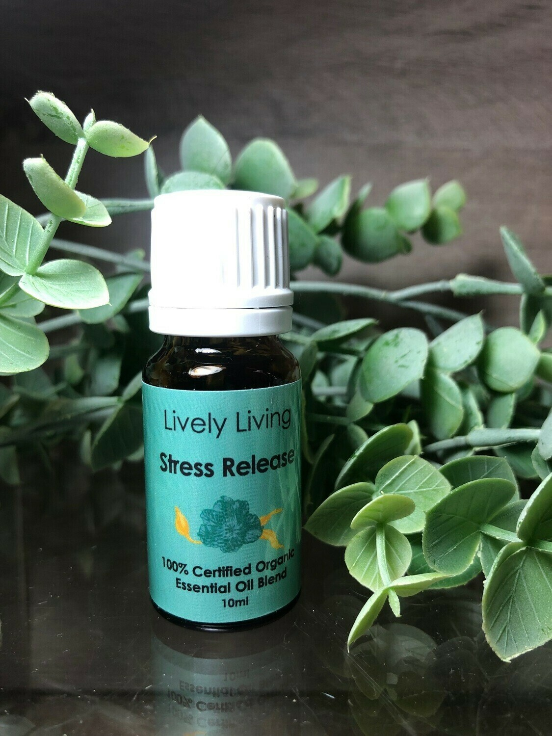 Lively Living-Stress Release